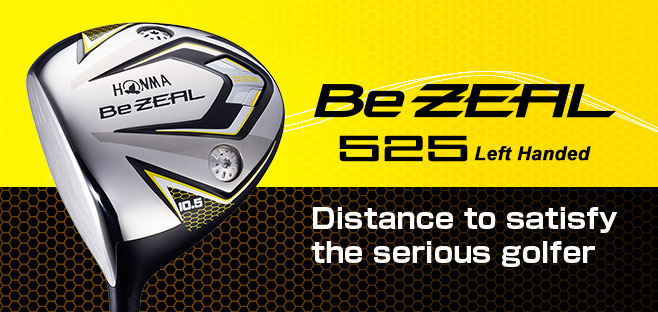 Distance to satisfy the serious golfer.
